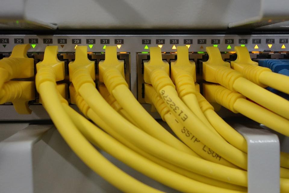 kabely počítače